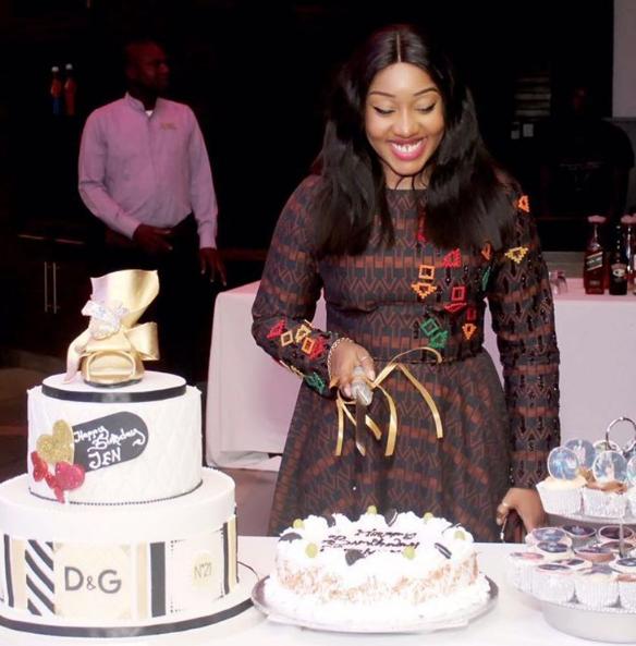 Marriage Evades Jennifer Obayuwana***As She Celebrates New