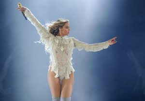 Beyonce one of the top nominees of the award.