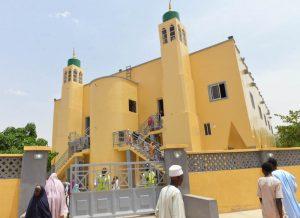 THE Danladi Nasidi Jumaurt Mosque Kano Donated by Hajiya Mariya Dantata at the weekend
