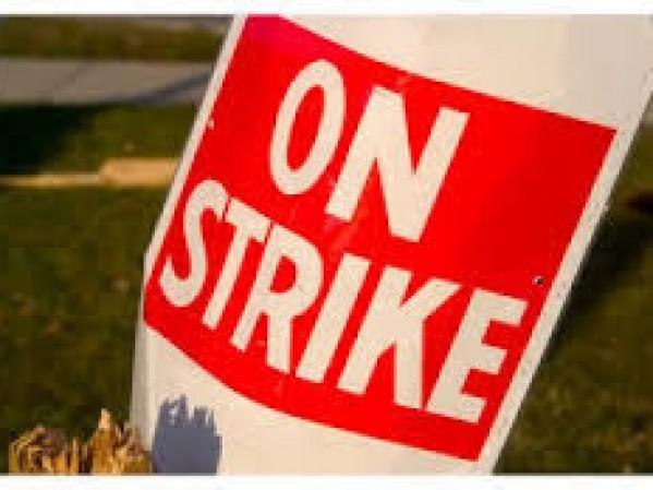 Suspends Strike