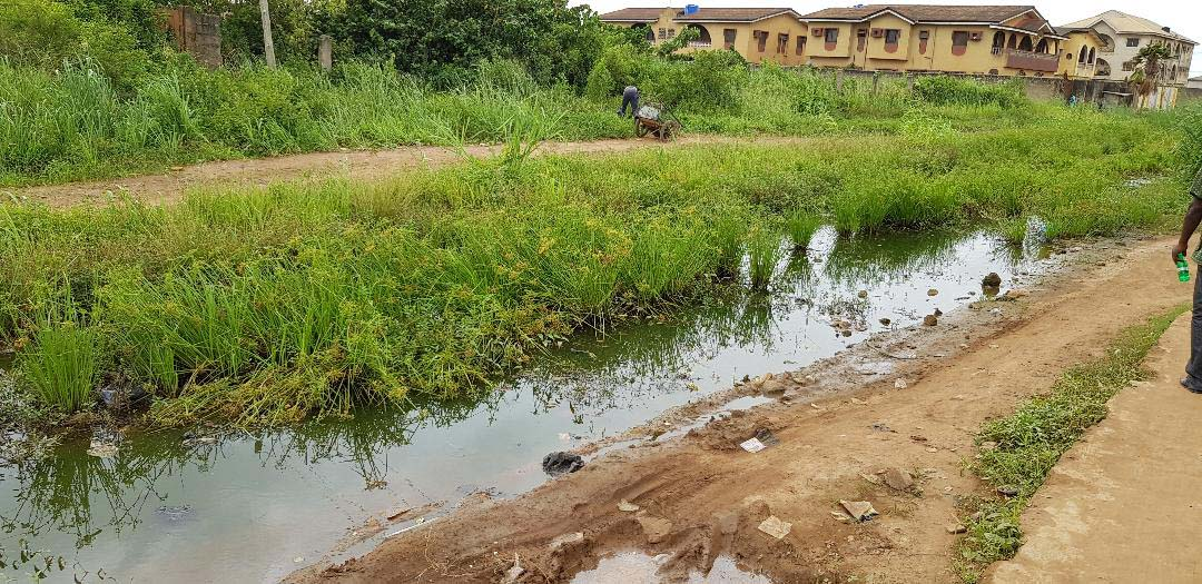 Igbe Road