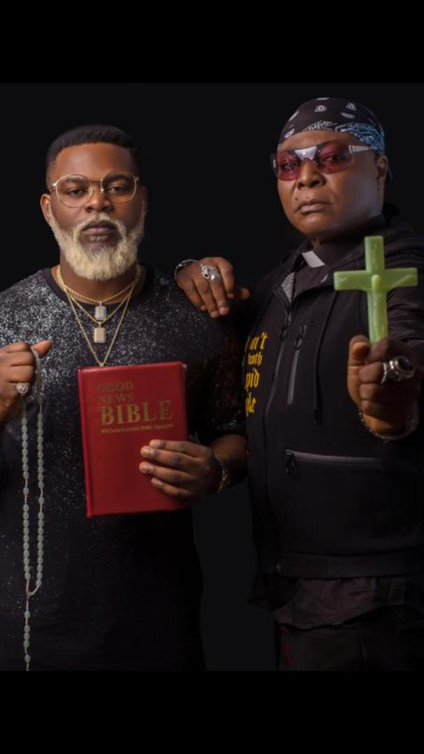 Fake Pastor Watch-out. Pastors Charles and Brother Falz.