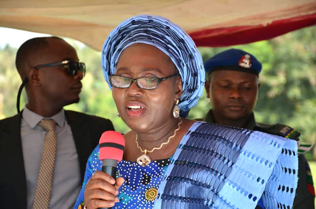 Betty Anyanwu-Akeredolu